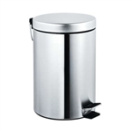 7317-S ASI Commercial Trash Can image