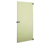 Metal Partition Door Image