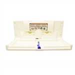 Bradley 9632-00 Baby Changing Station