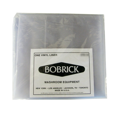 Bobrick B-275-14 Reusable Heavy Gauge Vinyl Liner