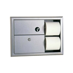Bobrick B-3094 Toilet Paper Holder image