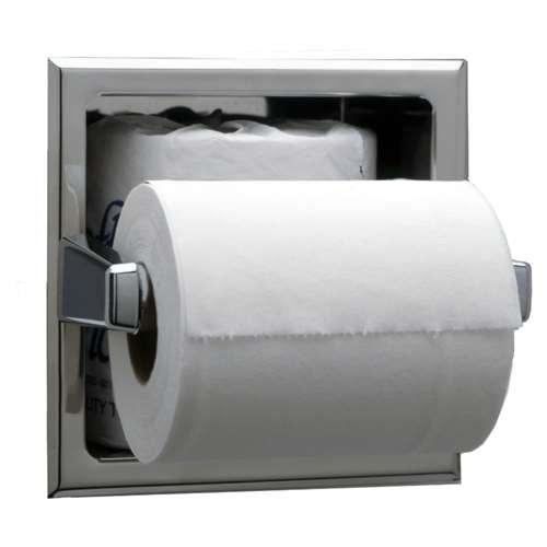 Bobrick B 6637 Toilet Paper Holder Image Larger Photo