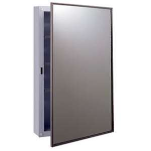 Gamco G297fs Surface Mount Medicine Cabinet With Mirror