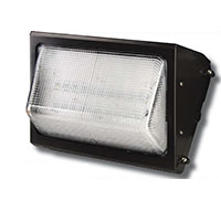 Envoy 60 W LED Wall Pack 5200 Lumens 5000K with Glare Shield