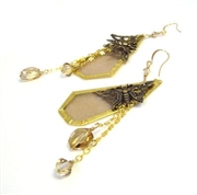 Mica Monarch Earrings Kit