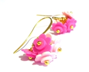 Pretty Peony Earrings Kit