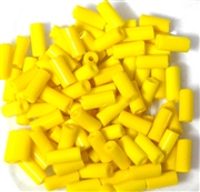 10gm Bugle Bead Mix Yellow