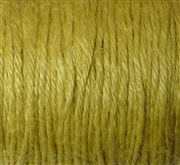 10m Hemp 2mm Yellow
