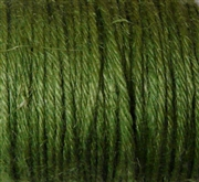 10m Hemp 2mm Olive Green