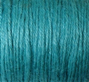 10m Hemp 2mm Aqua Blue