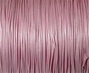 10m .5mm Cotton Knotting Cord Pink