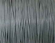 10m 1mm Cotton Knotting Cord Gray