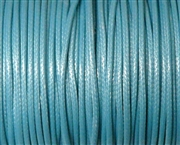 6m 2mm Cotton Knotting Cord Sky Blue