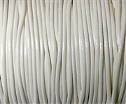6m 2mm Cotton Knotting Cord White