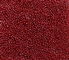 3GM 1mm Micro Beads Red