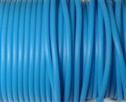 3m 3mm rubber tubing hollow Blue