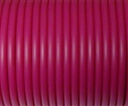 3m 4mm rubber tubing Solid Pink