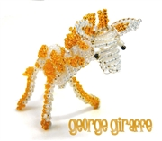 George Girraffe Safari Critter Kit