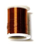 10m reel brown 28 gauge wire