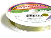 30ft spring green econoflex softflex tigertail .019mm