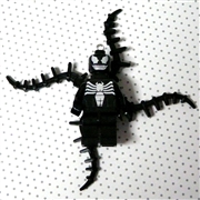 Superhero Pendant Venom  x 1PC