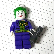 Superhero Pendant The Joker x 1PC