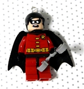 Superhero Pendant Robin x 1PC