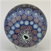 Mike Hunter Offset Millefiori Paperweight