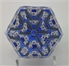 1979 Whitefriars Millefiori Spoke Paperweight