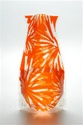 Expandable Vase Blumina Orange