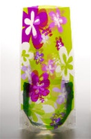 Expandable Vase En Flor Green