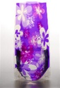 Expandable Vase En Flor Purple