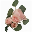 Pink Corsage & Boutonniere Package