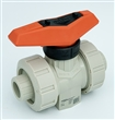 Polypro Type 546 Union Ball Valve