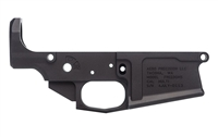AERO PRECISION M5 (.308) STRIPPED LOWER RECEIVER FREEDOM - ANODIZED BLACK