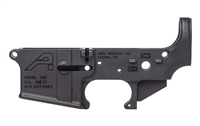 AERO PRECISION AR15 Stripped Lower Receiver, Gen 2 - BLACK ANODIZED