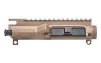AERO PRECISION M4E1 THREADED ASSEMBLED UPPER RECEIVER FLAT DARK EARTH