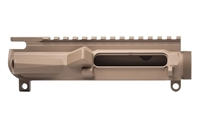 AERO PRECISION M4E1 THREADED STRIPPED UPPER RECEIVER FLAT DARK EARTH