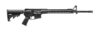 "AERO PRECISION M4E1 COMPLETE RIFLE, 20"" 5.56 - ATLAS S-ONE BLACK MLOK RAIL W CARBINE STOCK"