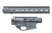"AERO PRECISION M5E1 BUILDER SET W/15"" MLOK RAIL - THE PATRIOT"