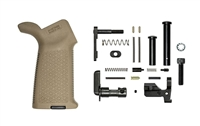 AERO PRECISION M5 .308 MOE MINIMUS LOWER PARTS KIT - FDE