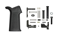 AERO PRECISION M5 .308 MOE SL LOWER PARTS KIT MINUS FCG - BLK