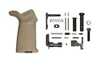 AERO PRECISION M4E1 MOE LOWER PARTS KIT MINUS FCG - FDE