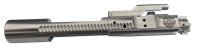 HUCKLEBERRY ARMS 6.5 GRENDEL DIAMOND POLISHED NICKEL BORON BCG W/ FORWARD ASSIST