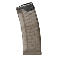 LANCER L5AWM 30RD MAGAZINE - TRANSLUCENT DARK EARTH