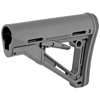 MAGPUL CTR CARBINE STOCK - MILSPEC STEALTH GREY