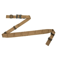 MAGPUL MS1 PADDED MULTI-MISSION SLING SYSTEM - COYOTE