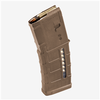 MAGPUL GEN M3 PMAG WINDOW - 30 ROUND BLK MEDIUM COYOTE TAN