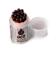 UCO SURVIVAL STORMPROOF MATCH KIT x15