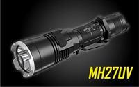 MH-27UV USB RECHARGEABLE 1000 LUMEN